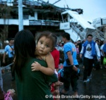 Relief Efforts Continue After Typhoon Haiyan'sDestruction